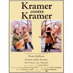 Affiche Kramer contre Kramer (de Robert Benton)