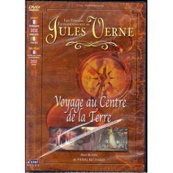 Les Voyages extraordinaires de Jules Verne - Voyage au Centre de la Terre DVD