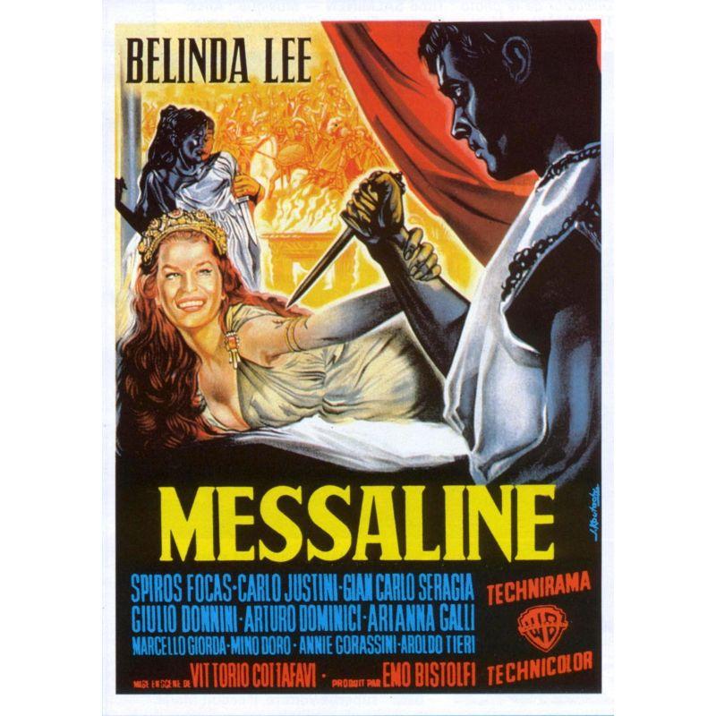Affiche Messaline (de Vittorio Cottafavi)