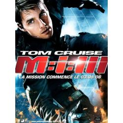 Affiche  M:I-3 - Mission : Impossible 3 (de J.J. Abrams avec Tom Cruise)
