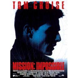 Affiche  M:I : Mission : Impossible (de Brian De Palma)
