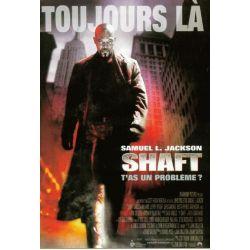 Affiche Shaft (de John Singleton)