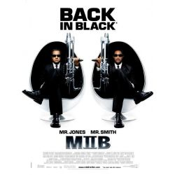 Affiche Men in Black II - (Will Smith, Tommy Lee Jones)