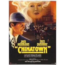 Affiche Chinatown (de Roman Polanski)