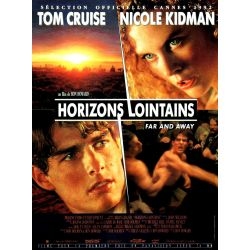 Affiche  Horizons Lointains (de Ron Howard)
