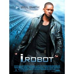 Affiche I,Robot (Will Smith) - DVD Zone 2