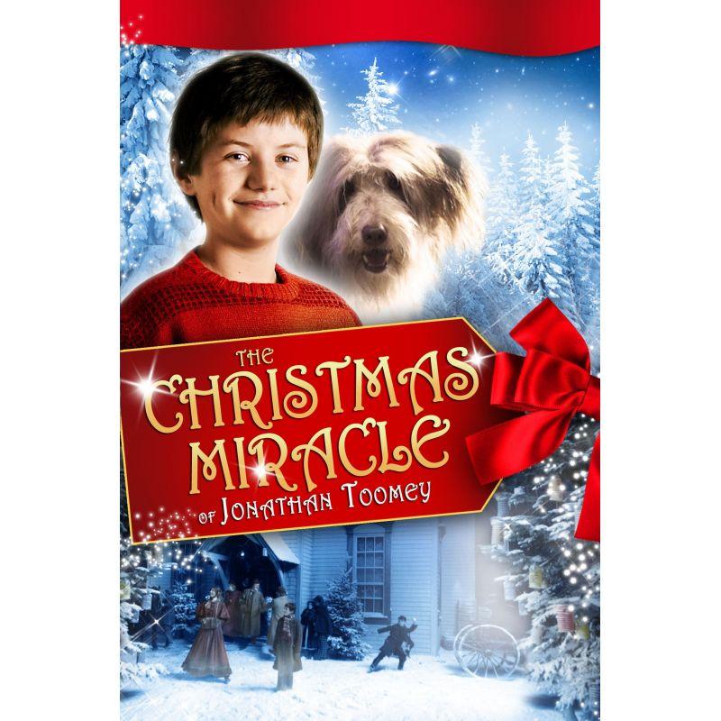 Affiche Jonathan Toomey - Le Miracle de Noël
