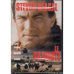 Le Patriote (Avec Steven Seagal) - DVD Zone 2