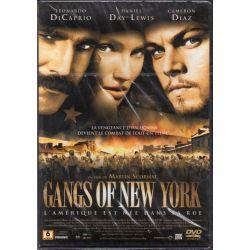Gangs of New York (de Martin Scorsese) - DVD Zone 2