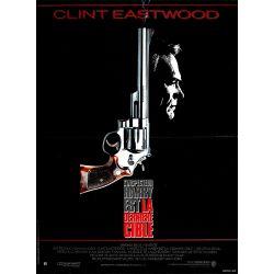 Affiche La Dernière Cible (Avec Clint Eastwood)