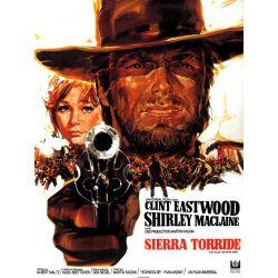 Affiche Sierra Torride (Avec Clint Eastwood)