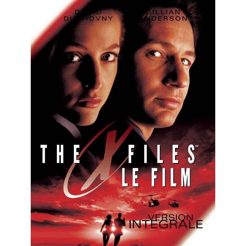 Affiche The X Files (le film) (David Duchovny)