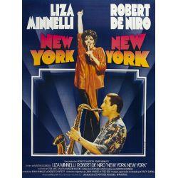 Affiche New York, New York (Robert De Niro)