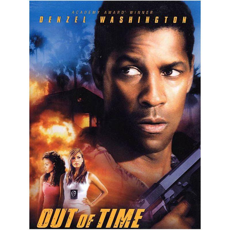 Affiche Out of Time (avec Denzel Washington)