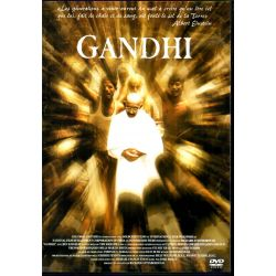Gandhi (de Richard Attenborough) - DVD Zone 2