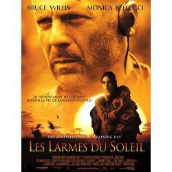 Affiche Les Larmes du Soleil (Avec Bruce Willis)