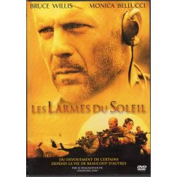 Les Larmes du Soleil (Avec Bruce Willis) - DVD Zone 2