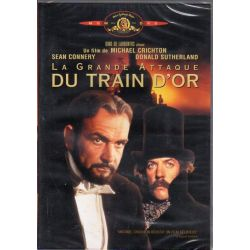 La Grande Attaque du Train d'Or (Avec Sean Connery) - DVD Zone 2