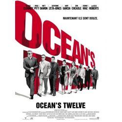Affiche Ocean's Twelve (Avec George Clooney)