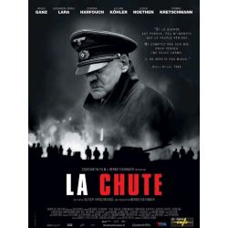 Affiche La Chute (Avec Bruno Ganz)