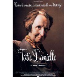 Affiche Tatie Danielle (De Étienne Chatiliez)