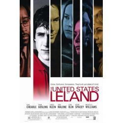 Affiche  The United States of Leland (Avec Kevin Spacey)