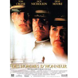 Affiche Des Hommes d'Honneur (Avec Tom Cruise, Jack Nicholson)