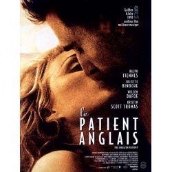 Affiche Le Patient Anglais (Avec Juliette Binoche)