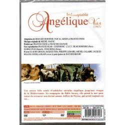Indomptable Angélique (avec Michèle Mercier & Robert Hossein) - DVD Zone 2