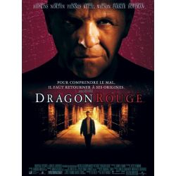 Affiche Dragon Rouge (avec Anthony Hopkins)