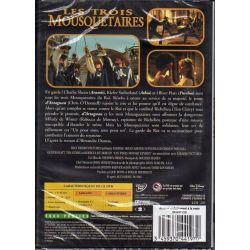 Les Trois Mousquetaires (avec Charlie Sheen) - DVD Zone 2