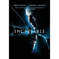 Affiche Incassable (Bruce Willis et Samuel L. Jackson)