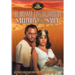 Salomon et la Reine de Saba (Yul Brynner, Gina Lollobrigida) - DVD Zone 2