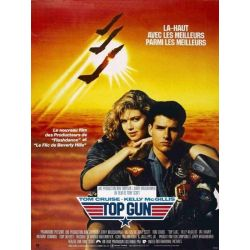 Affiche Top Gun (Tom Cruise)