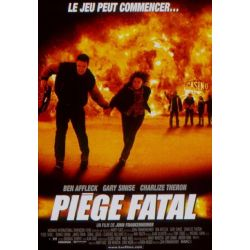 Affiche Piège Fatal (avec Ben Affleck)