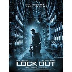 Affiche Lock Out (avec Guy Pearce)