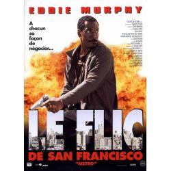Affiche Le Flic de San Francisco (avec Eddie Murphy)