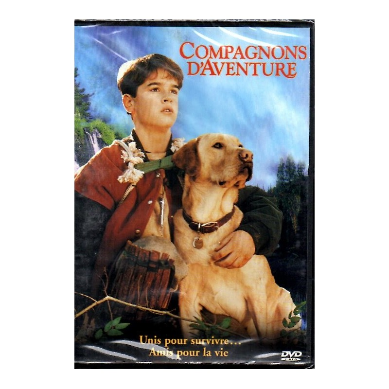 Compagnons d'aventure - DVD Zone 2