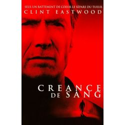 Affiche Créance de Sang (avec Clint Eastwood)