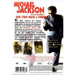 Une Star dans l'Ombre, Mickael Jackson - DVD Zone 2