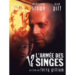 Affiche L'Armée des 12 Singes (Bruce Willis)