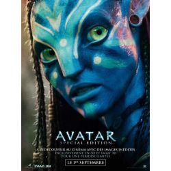 Affiche Avatar - Version longue (de James Cameron)
