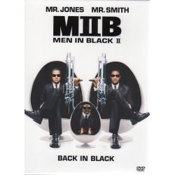MIIB - Men in Black II (avec Tommy Lee Jones & Will Smith) - DVD Zone 2
