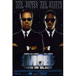 Affiche MIB - Men in Black (avec Tommy Lee Jones & Will Smith)