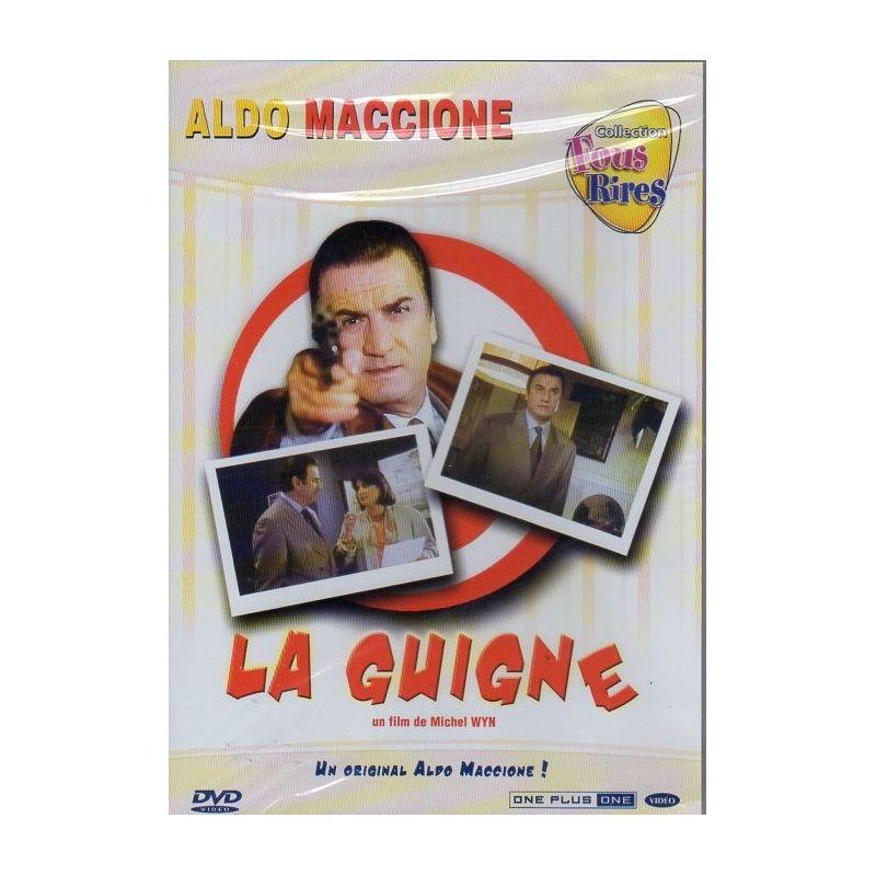La Guigne (avec Aldo Maccione) - DVD Zone 2