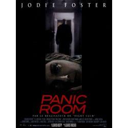 Affiche Panic Room (de David Fincher)