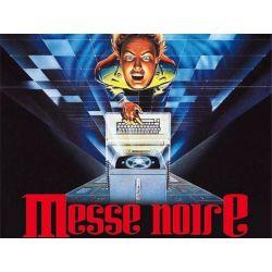 Affiche Messe Noire (de Eric Weston)