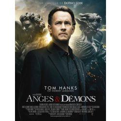 Affiche Anges & Démons (avec Tom Hanks)