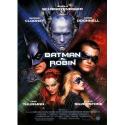 Affiche Batman & Robin (George Clooney)