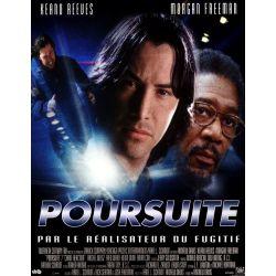 Affiche Poursuite (avec Keanu Reeves et Morgan Freeman)
